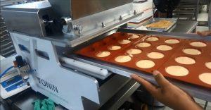 máquina para automatizar a produção de alimentos