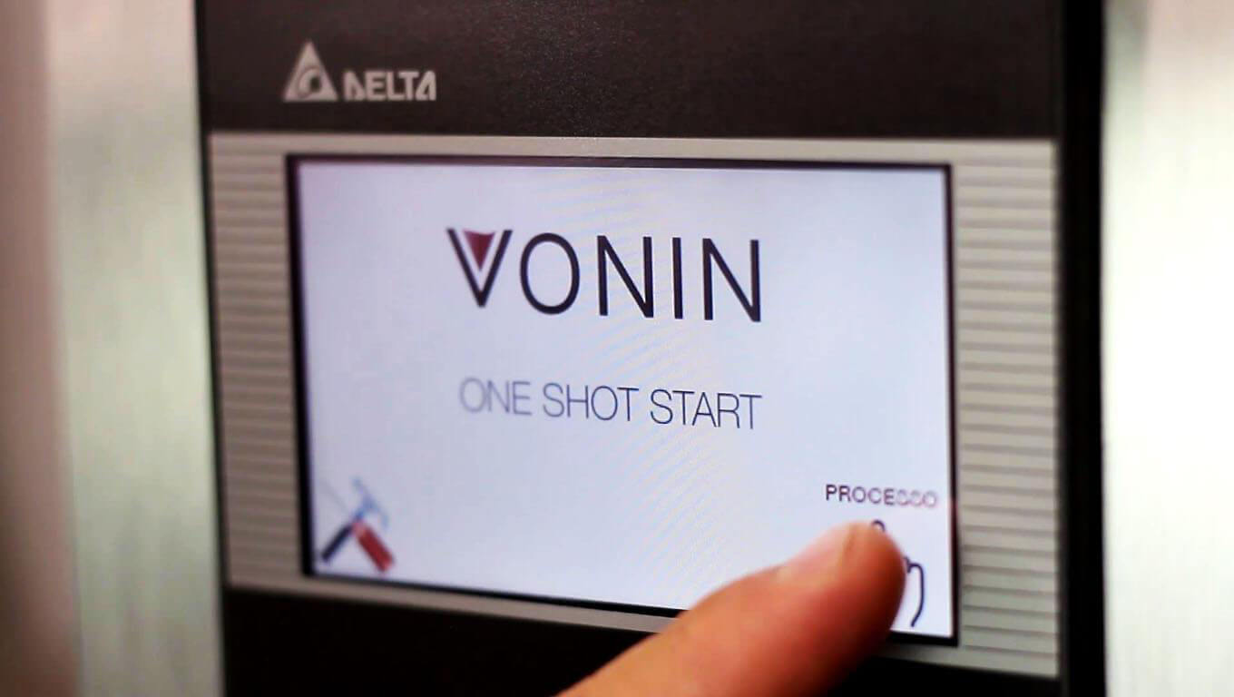 hmi one shot vonin